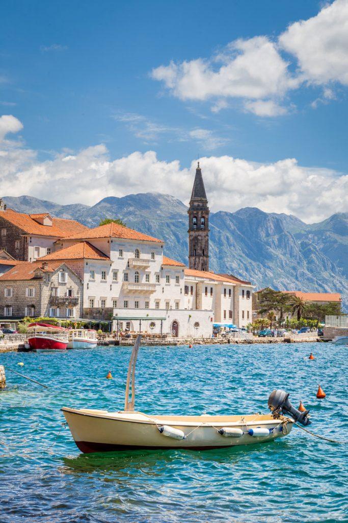 vacation to Montenegro